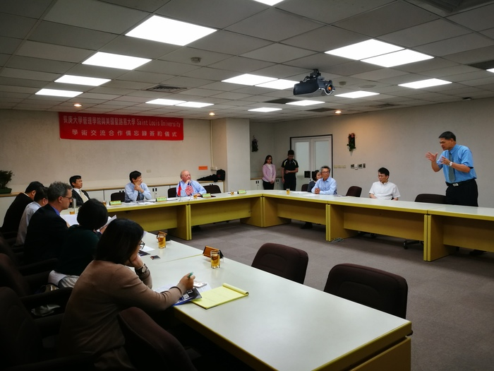 Course briefing by General Director Zeng-Er Zhang